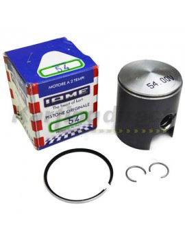X30 54,25 r Complete red PISTON          IAME Part No.: BP-25081-CR