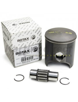Rotax Piston and Ring Kit 53.99 2nd Oversize  Rotax Part No.: 296296