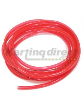 Fuel Line  Kartelli Corse Professional Grade  Per Metre  Red