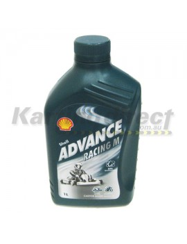 Shell Advance Racing M Oil  1 Litres