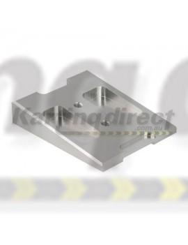 UPPER ENGINE MOUNT ALUMINIUM ANODIZED BILLET CNC NOT CAST