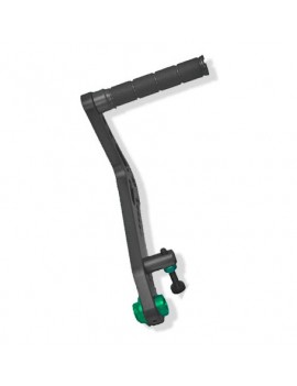 Torismo Accelerator Pedal  Black Alloy