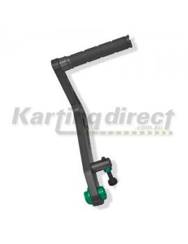 Torismo pedal set  billet alloy
