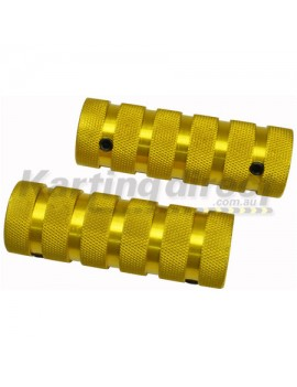 Pedal Grip Gold SET