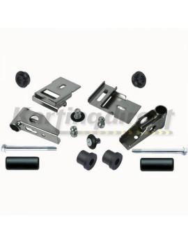 Complete Mount Kit for OTK Plast.  Rear Bumper 30mm