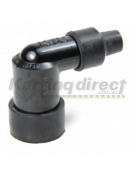 Spark Plug Cap NGK LZFH Black Non Resistor