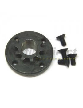 10 tooth sprocket suit IAME X30 KA100 Can be used on RL or CHEETAH with the X30 type clutch drum