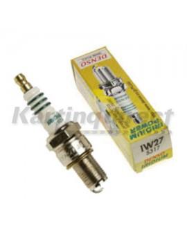 Nippon Denso Irdium IW27 Spark Plug 4 Pack