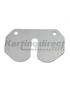 Dent 4 spot brake shim 1.0mm