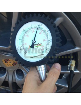 Tyre Guage Kartelli 2.5 40 PSI 2.5 BAR 65mm