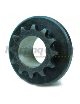 Rotax Compatible 12 Tooth Sprocket, Locator Pin and M24 Nut