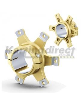 Brake Disc Carrier 50mm Star Gold