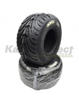 Front Tyre  MG White Wets - MG Tyre WT White