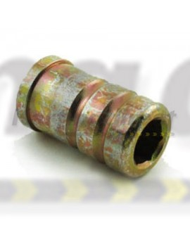 Extended Wheel Nut With Flange 8mm