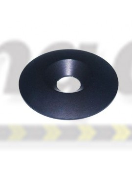 Seat Washer  M8 Counter Sunk Alloy  Black Anodised