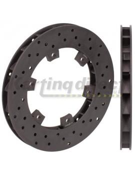 Brake Disc 200mm x 18mm wide Kartelli high performance