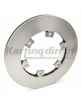 Brake Disc 210mm x 12mm ventilated not drilled