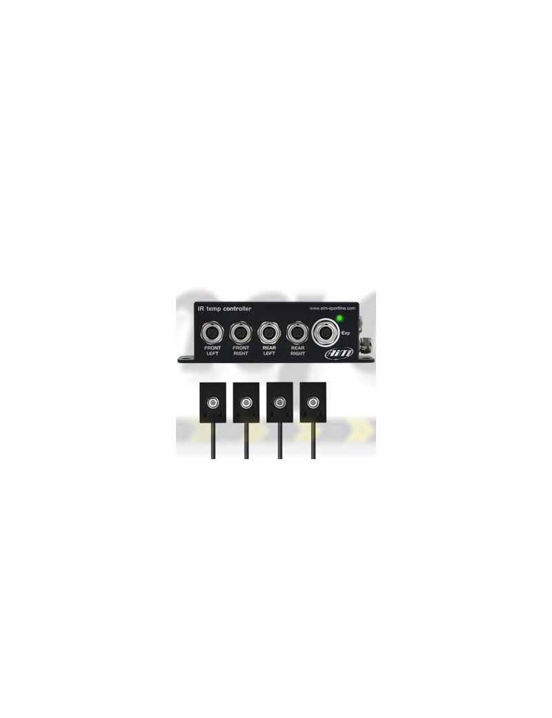 Aim MyChron5 Optional Extras AiM IR Tyre Temp Sensor Kit