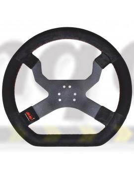Aim MyChron5 Accessories MyChron5 Steering Wheel 6 hole - Black