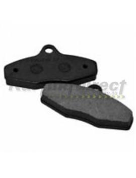 Brake Pads  Suit 4 Spot Brakes  BLACK HARD