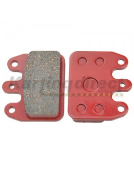 CRG Ven 5 Brake Pads AFS.01745 - RED Compound - Compatible