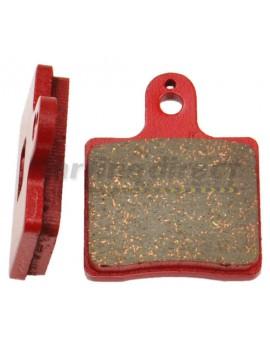 CRG Ven Mini Brake Pads - RED Compound - Compatible