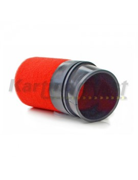 Air Box Internal Filter RED  NOTE:  NOT IAME BRANDED