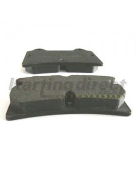 Brake Pads  Suit ARROW MONACO OMEGA  DENT BRAKES 11mm Thick