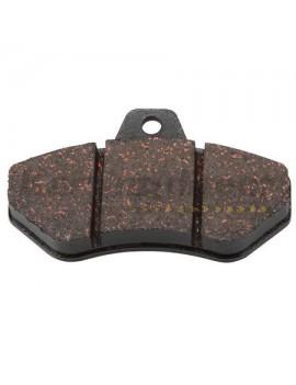 Brake Pad to suit Rigetti Ridolphi 2 and 4 spot brakes   Part No. K183 BLACK SET OF 2  Hard