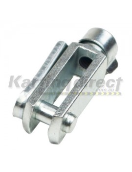 Brake Rod Clevis and Pin M6 Standard Right Hand Thread