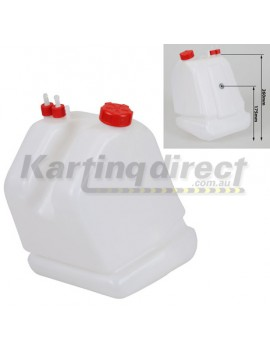 Fuel Tank 9 litre Euro Style