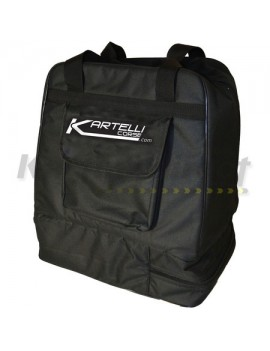 Helmet Bag  Kartelli Big Enough to fit race suit, boots and gloves.