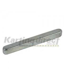 Axle Key 6mm x 6mm x 80mm