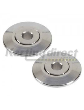 Camber Caster Standard. Suit M8 King Pin and 22mm chassis hole