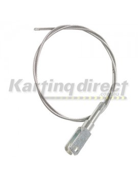 Brake Safety Cable Clevis type 650mm