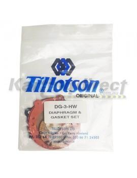 Tillotson DG-3-HW IAME DG3HW REPAIR DIAPHRAGM KIT suit IAME KA100 IAME X30