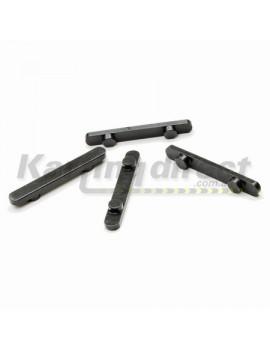Axle Key 8mm  4 Pack