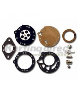 Carburettor Kit suit Tillotson HL 166  Comer S80 and SW 80  Gasket and Needle Kit  RK 114 HL