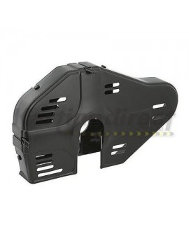 Fully Enclosed Chain Guard extra straps