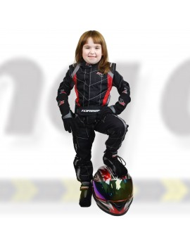 Kartelli KIDS Boots Choose Size - Kart Race Boots - Size 30 to 38