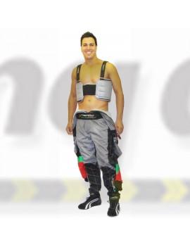 Carbon Rib Vest Kartelli Corse - Adult Sizes S to XXXL