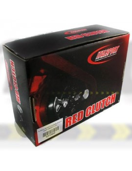 Red Clutch to suit Long Shaft Yamaha KT100S to KT100J CLUBMAN LONG SHAFT or Yamaha J 10 - 13 T