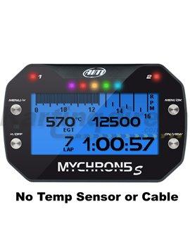 Aim MyChron5 MyChron5 no temp sensor or ext cable