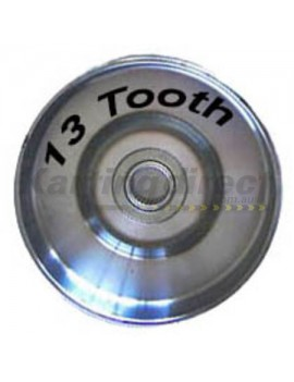STRIKE CLUTCH 13 TOOTH DRUM FOR KT100 J ENGINE KIT ONLY