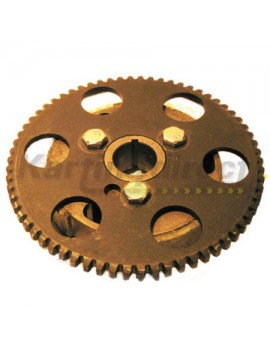 Cheetah Clutch with Ring Gear