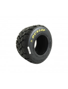 Front Tyre  Dunlop KT12 wet weather